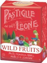 Leone Pastilles Wild Berries Flavour Sweets 30g